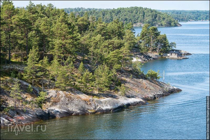 Швеция. Островная жизнь / Фото из Швеции