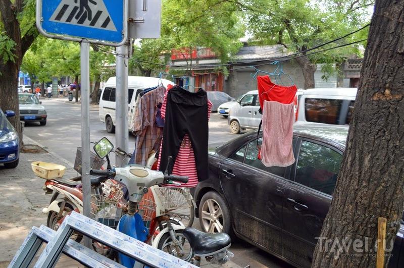 Пекинские хутуны / Китай