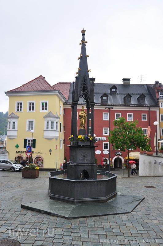 На майские Хинтертукс и окрестности / Фото из Германии