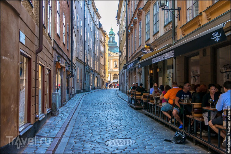 Стокгольм. Люди и ритм / Фото из Швеции