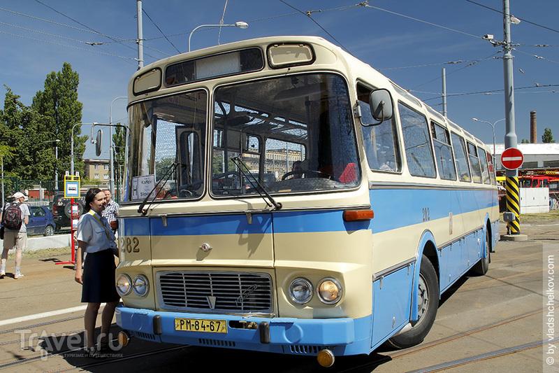 Депо Карлов - автобусы / Чехия