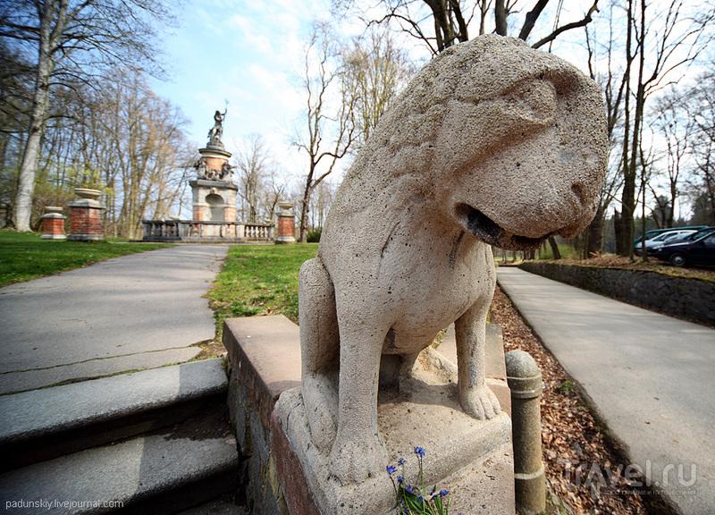 Про Конопиште, Франца-Фердинанда и природолюбов / Чехия