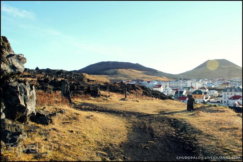 Острова Вестманнаэйяр. Исландия / Фото из Исландии