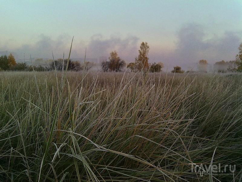 Осень в Красноярске / Фото из России