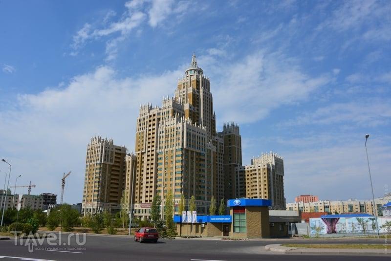 Почему мне не нравится Астана? / Казахстан
