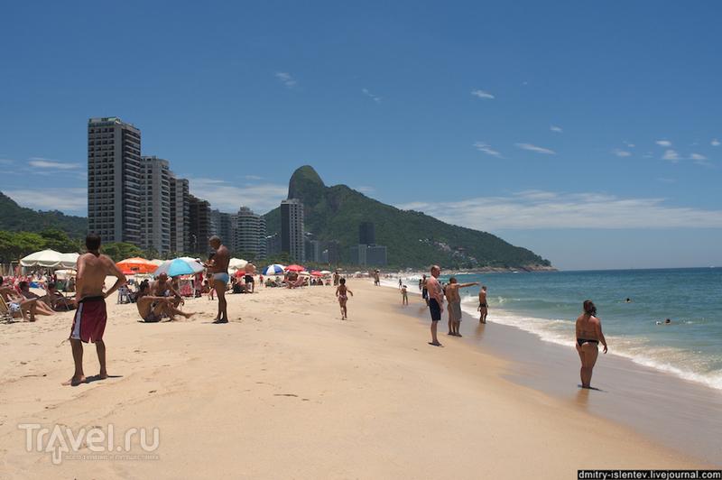 Бразилия. Рио-де-Жанейро / Бразилия