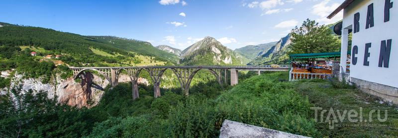 Черногория. Мост Джурджевича и Черное озеро / Фото из Черногории