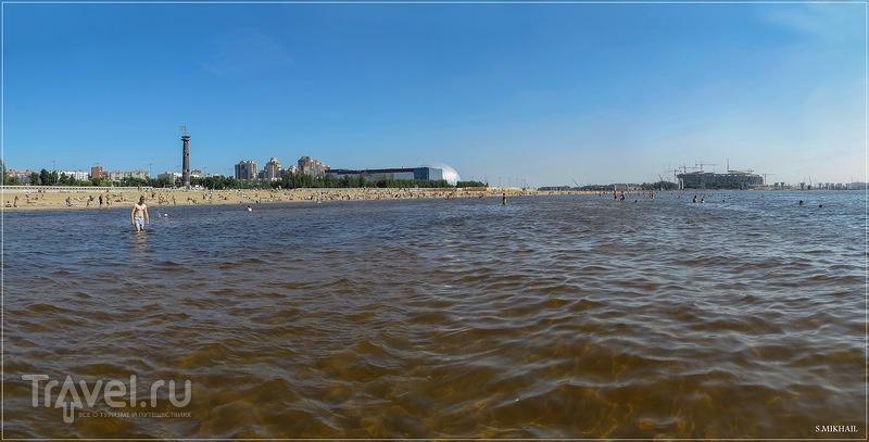 Маркизова лужа и парк 300 лет Санкт-Петербургу / Россия