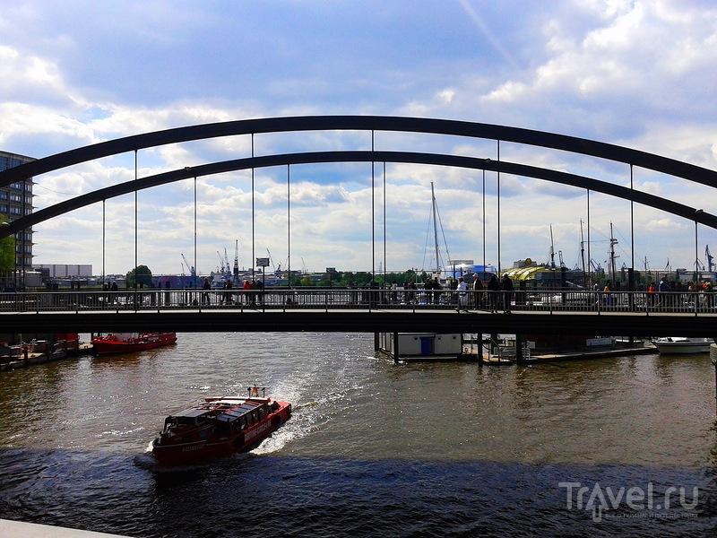 Ворота в мир или 9 впечатлений Гамбурга / Германия