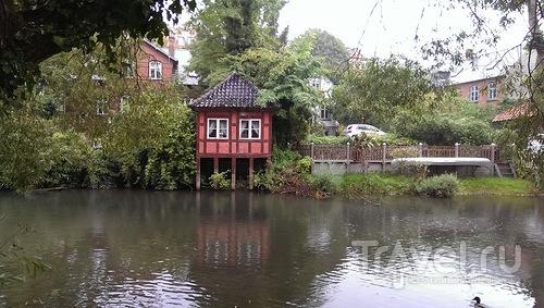 Оденсе - город Андерсена / Дания