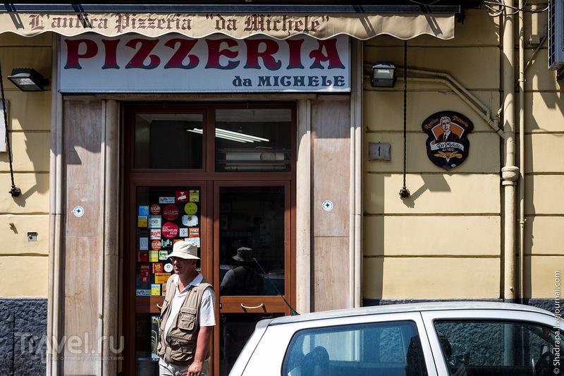 Лучшая в мире пицца / Италия