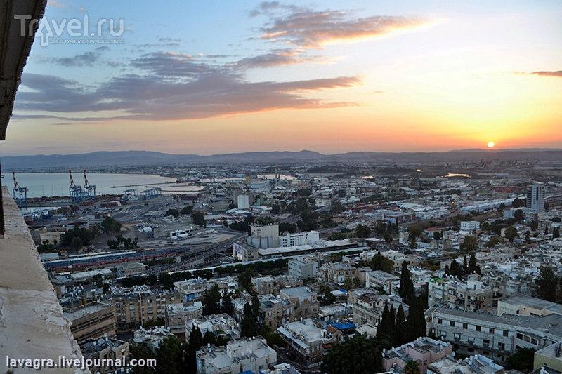 """Приключения в """"городе контрастов"""" Хайфе / Израиль"""