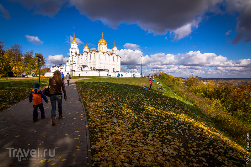 Осенний Владимир: исторический центр / Россия