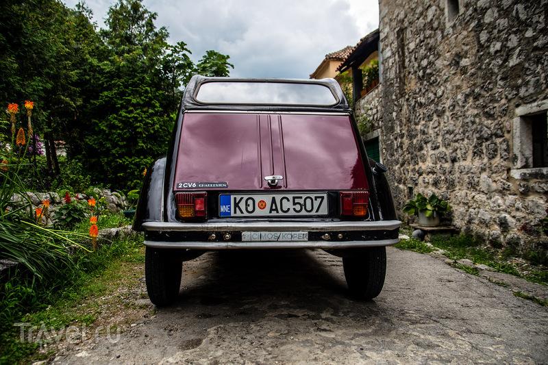 Черногорские машинки / Черногория