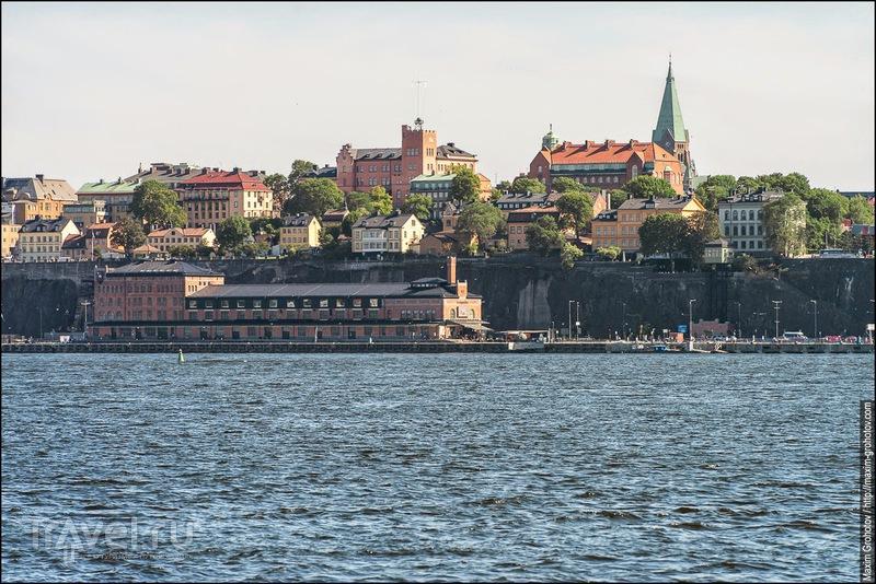 Стокгольм. Водный вид / Фото из Швеции