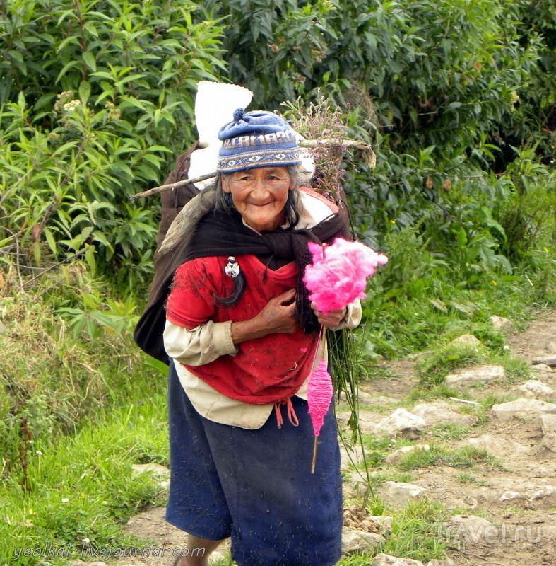 Un gran viaje a América del Sur. Карахия и немного быта современных индейцев / Перу