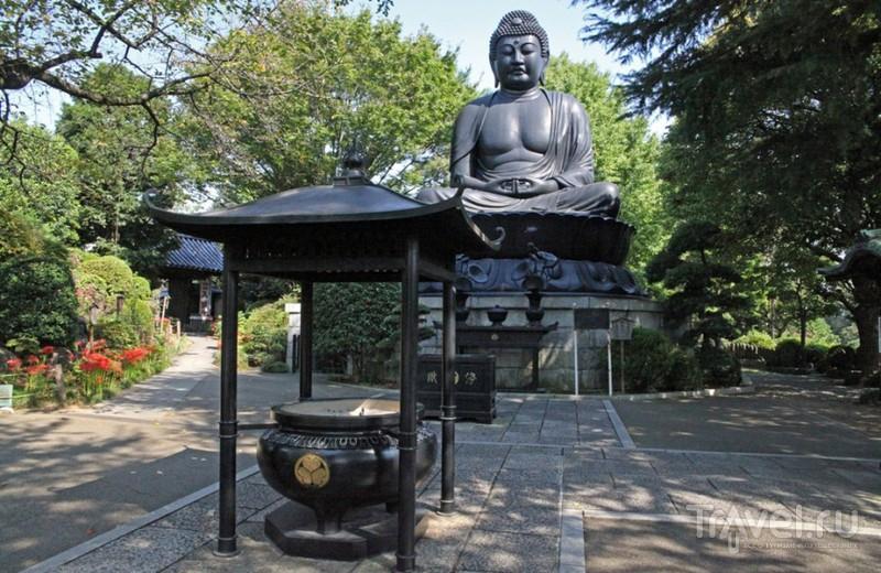 Великий Токийский Будда / Япония