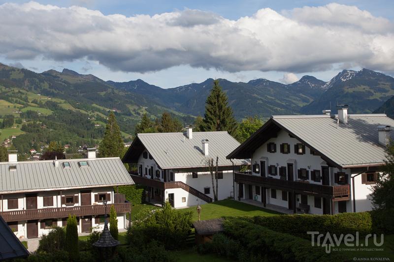Июньский Тироль. Кицбюэль / Австрия