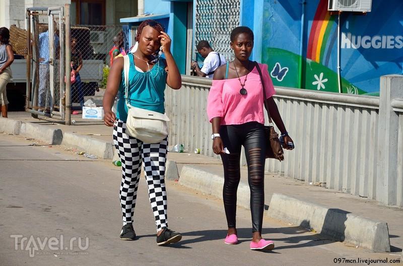 фото мозамбикских красавиц