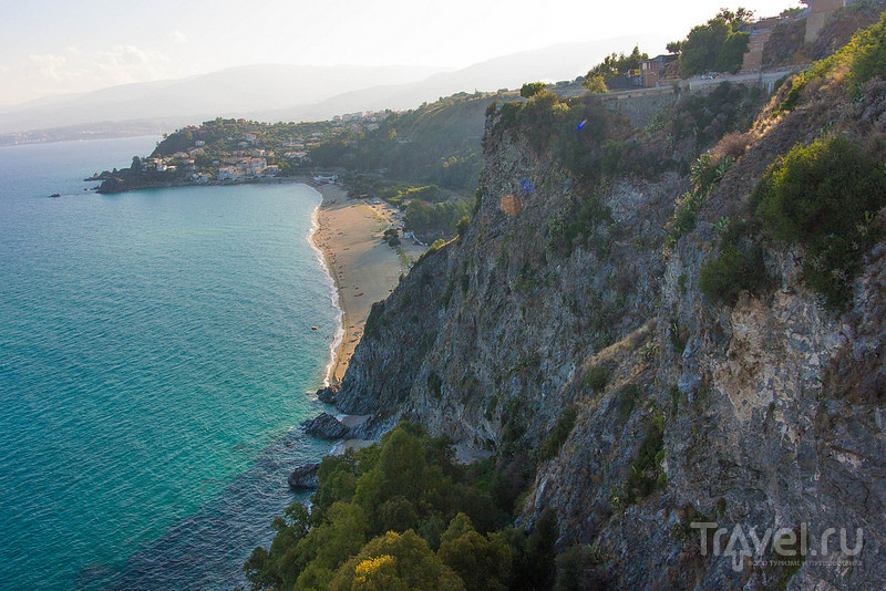 Морской отдых в Калабрии. Коммуна Соверато / Фото из Италии