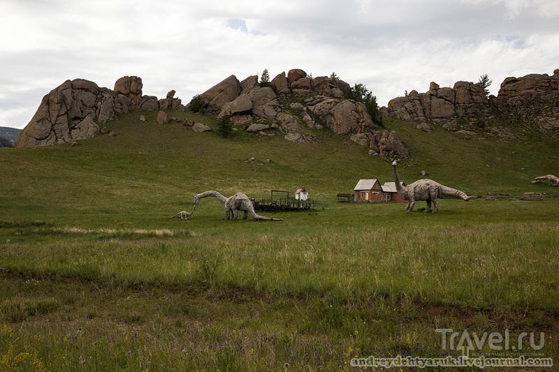 Национальный парк Горхи-Тэрэлж / Монголия