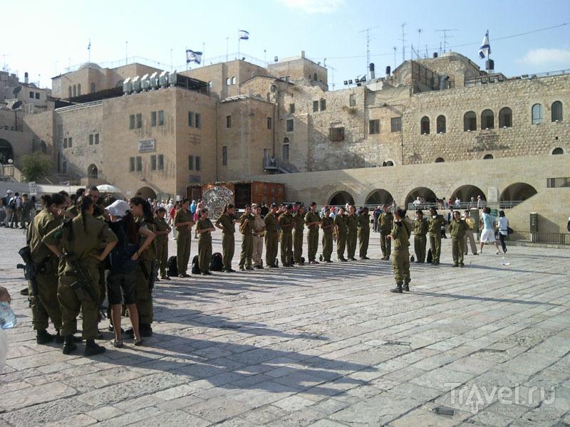 Турция. Белек. Израиль за 24 часа + Палестина / Израиль