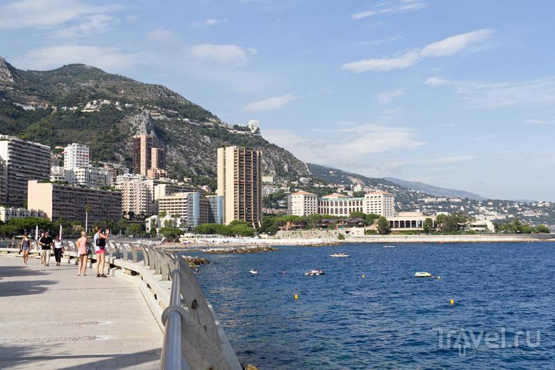 Монако и Монте-Карло: легендарный пафос и гламур, смешанный с уютом и красотой / Фото из Монако