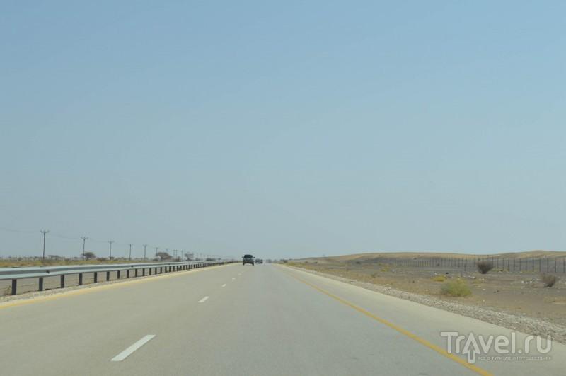 Оман. Дорожная пыль, безвестные городки и пограничные страсти / Оман