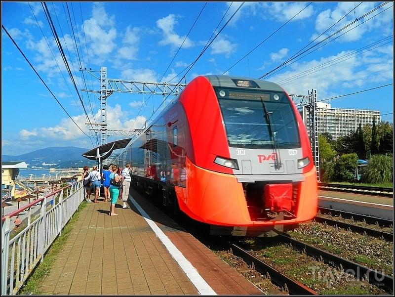 Красная Поляна, сентябрь 2014 / Фото из России
