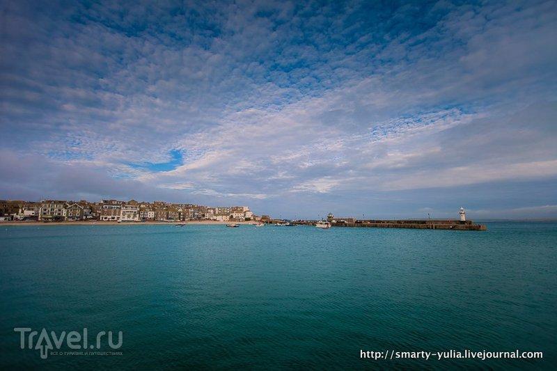 Сент-Ив, Корнуолл / Фото из Великобритании