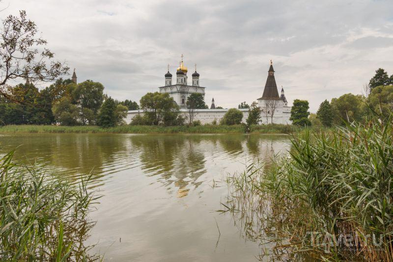 Вид на Иосифо-Волоцкий монастырь