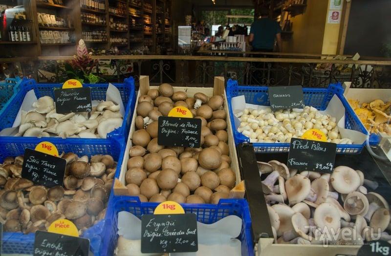 Брюссель. Еда / Фото из Бельгии