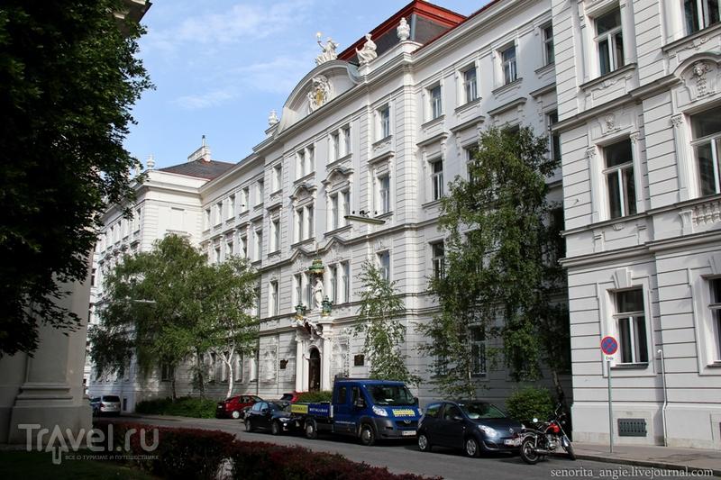 Незапланированные места Вены / Фото из Австрии