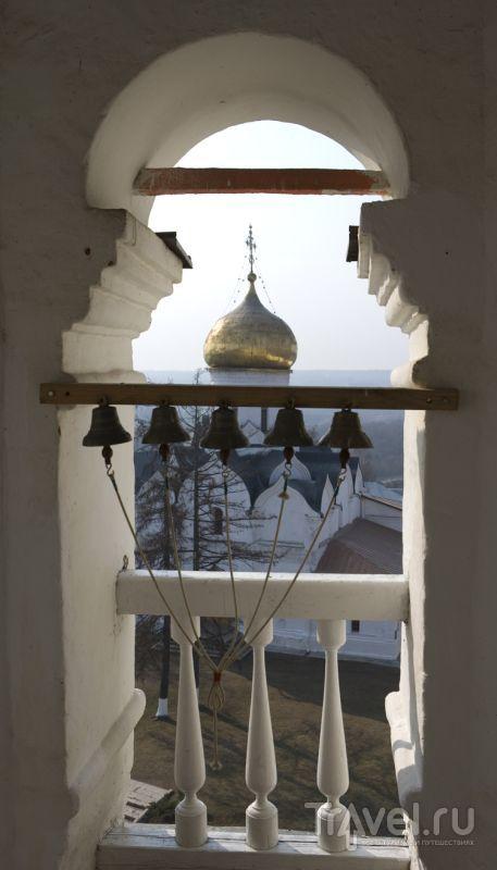 Колокол в Саввино-Сторожевском монастыре