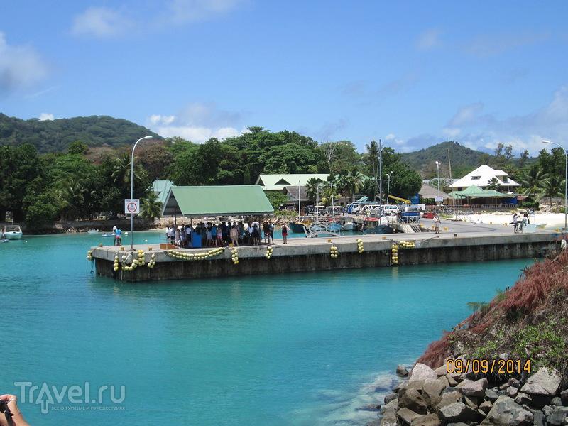 Сейшелы. Остров Ла Диг / Фото с Сейшел