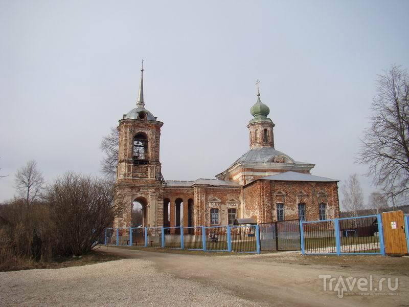 Храмы Ступинского района / Россия