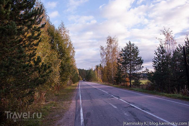 Церковь Андрея Первозванного на Вуоксе / Фото из России