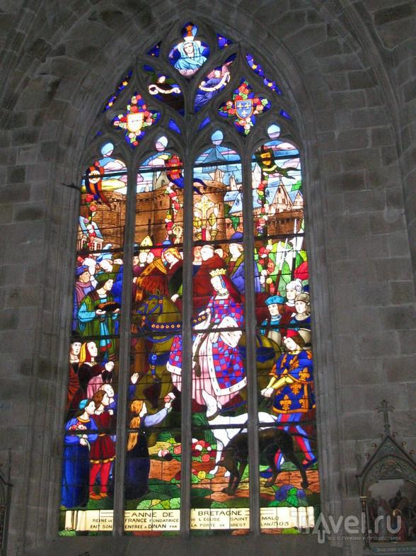 Средневековое очарование Динана / Фото из Франции