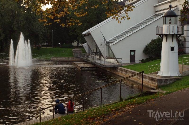 Прогулка по Риге / Фото из Латвии