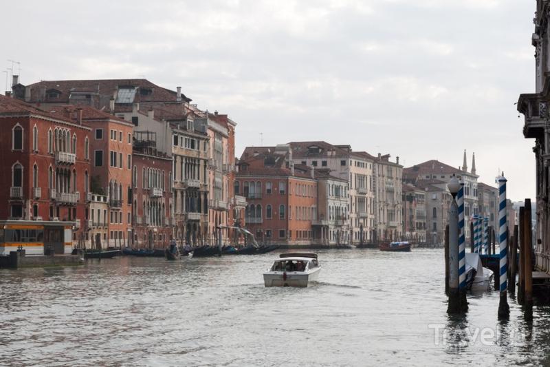С незапамятных времен по Гранд-каналу. Венеция. Италия / Фото из Италии