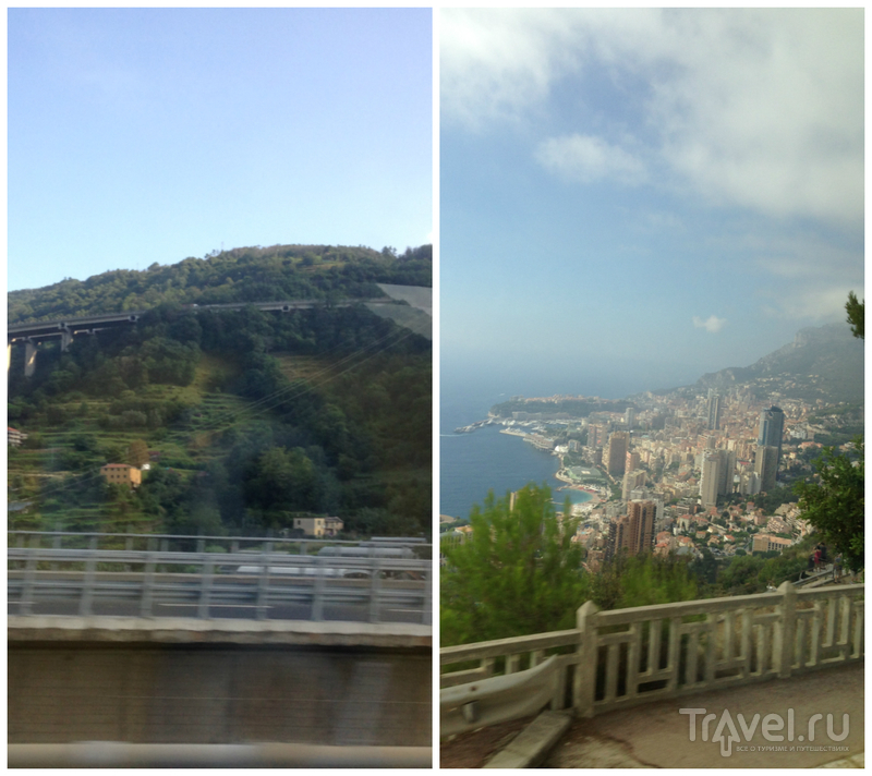 Монако - город в который невозможно не влюбиться! / Монако
