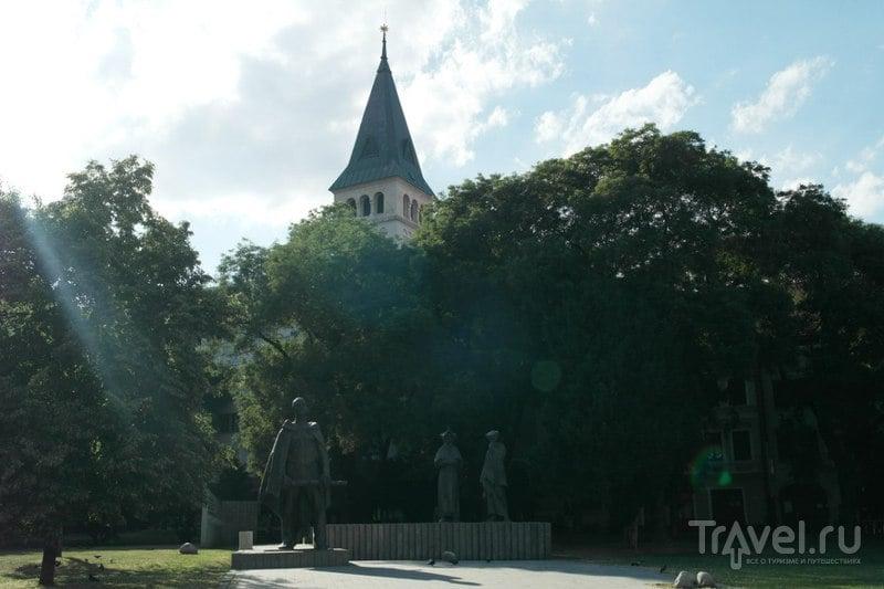 Братислава, Словакия - Рандомная прогулка / Словакия