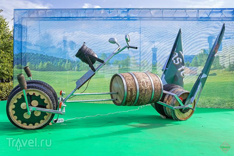 Первый летний баварский фестиваль DasFest / Россия