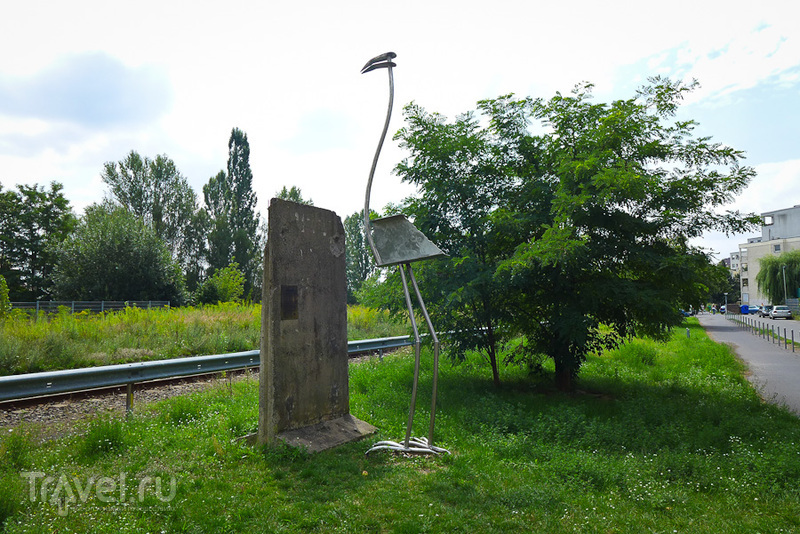 Вокруг Берлинской стены на велосипеде / Германия