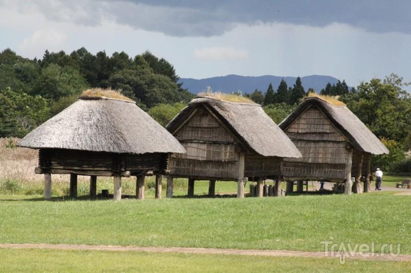 Деревня хоббитов в Аомори / Япония