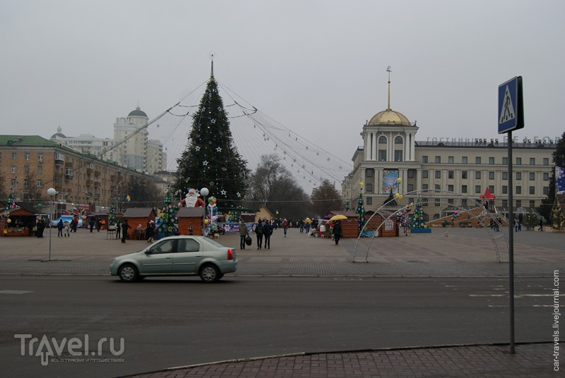 Белгород. Январь 2014 / Россия