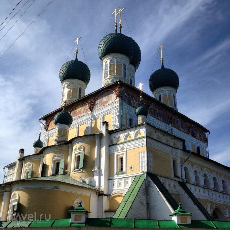 Конец лета. Тутаев / Россия