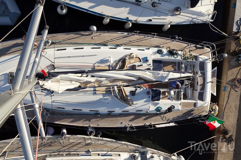 Что такое яхта на Лазурном берегу? / Франция