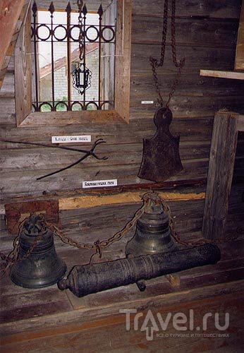 Экспонаты Музея столицы лоцманов
