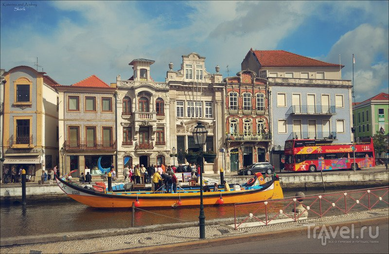 Aveiro and Costa Nova, Portugal. September 2014 / Фото из Португалии